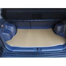 Ева коврик в багажник ваз 2114 Бежевый