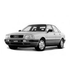 Съемная силиконовая пленка Audi 80 B4