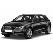 Съемная силиконовая тонировка Audi A3 III (8V) Хэтчбек (2012 - 2016)