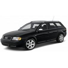 Съемная силиконовая тонировка Audi A4 II (B6, 8E) Универсал (2000 - 2006)