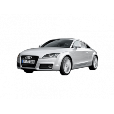 Автоковрики на Audi TT II (8J) Купе (2006 - 2010) Дорестайлинг