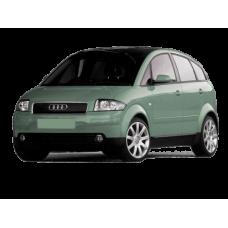 Съемная силиконовая пленка на статике Audi A2