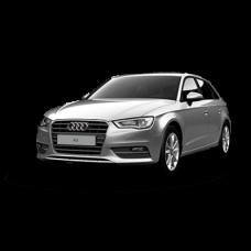 Съемная многоразовая тонировка Audi A3 III поколения Седан