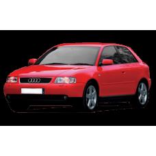 Силиконовая тонировка передних стекол Audi A3 I Рестайлинг