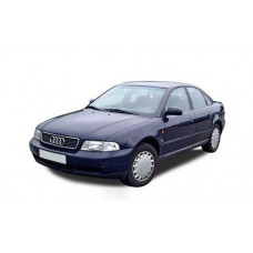 Съемная силиконовая тонировка Audi A4 I (B5, 8D) (1994 - 2001)