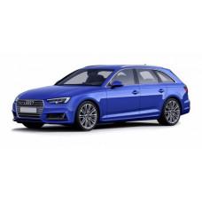 Съемная силиконовая тонировка Audi A4 V (B9, 8W) Универсал (2015 - ...) Дорестайлинг