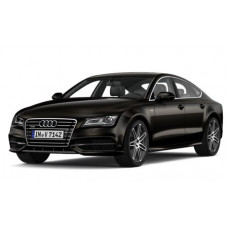 Автоковрики на Audi A7 I (4G8) (2010 - 2018)
