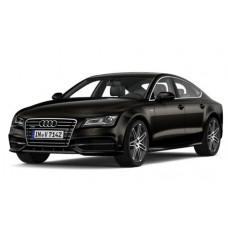 Автоковрики на Audi A7 II (4K) (2018 - ...)