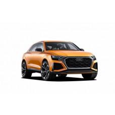 Автоковрики на Audi Q8 (2019 - ...)