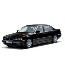 Каркасные шторки BMW 7 III E38