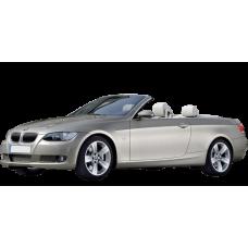 Автоковрики на BMW 3 V (Е93) Кабриолет (2005 - 2013)