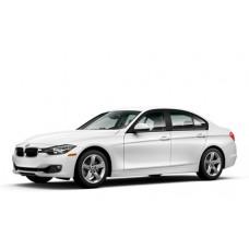 Автоковрики на BMW 3 VI (F30) Седан (2011 - 2019)