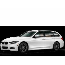 Автоковрики на BMW 3 VI (F31) Универсал (2011 - 2019)
