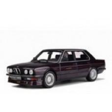 Автоковрики на BMW 5 II (E28) (1981 - 1988)