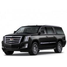 Автоковрики на Cadillac Escalade IV 5 мест (2017 - ...)