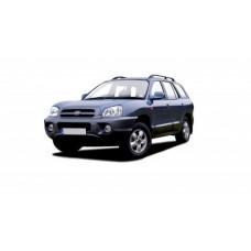 Автоковрики на Hyundai Santa Fe I (SM) (2000 - 2012)