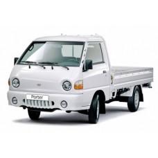 Автоковрики на Hyundai Porter II (2005 - 2010)