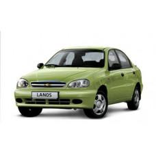 Автоковрики на Chevrolet Lanos (2002 - 2009)