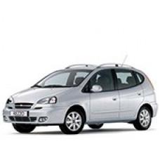 Автоковрики на Chevrolet Rezzo Минивэн (2000 - 2008)