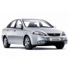 Автоковрики на Daewoo Gentra (2004 - 2015)