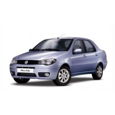 Автоковрики на Fiat Albea (2002 - 2012)