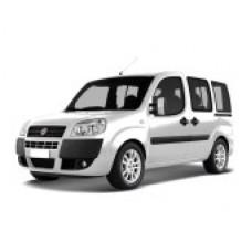Автоковрики на Fiat Doblo 5 мест (2001 - 2005)