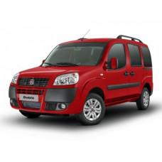 Автоковрики на Fiat Doblo l 5 мест (2005 - 2014)
