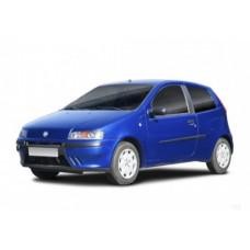 Автоковрики на Fiat Grand Punto 3d (1999 - 2004)