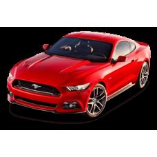 Автоковрики на Ford Mustang VI (S550) (2015 - ...)