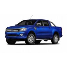 Автоковрики на Ford Ranger lll (T6) (2011 - 2015)