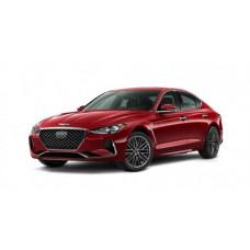 Автоковрики на Hyundai Genesis G70 I (HS) (2017 - ...)