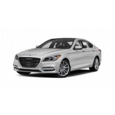 Автоковрики на Hyundai Genesis G80 I (DH) (2016 - 2020)