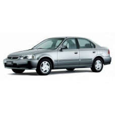 Автоковрики на Honda Accord VI (CF/CL) Правый руль (1997 - 2002)
