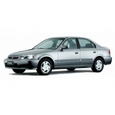 Автоковрики на Honda Civic VI Правый руль (1995 - 2000)