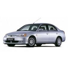 Съемная тонировка на Honda Accord VII (CL) (2002 - 2008)