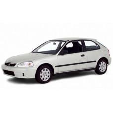 Съемная тонировка на Honda Civic VI хетчбэк (1995 - 2000)