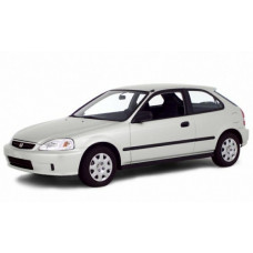 Каркасные шторки на Honda Civic VI хетчбэк (1995 - 2000)