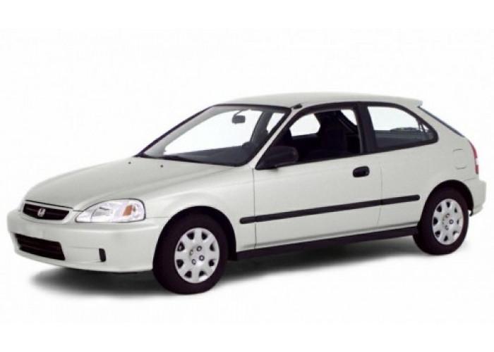 Автоковрики на Honda Civic VI хетчбэк (1995 - 2000)