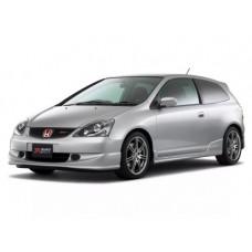 Съемная тонировка на Honda Civic VII хетчбек 3d (2000 - 2005)