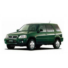 Автоковрики на Honda CR-V I (АКПП) (1997 - 2001)