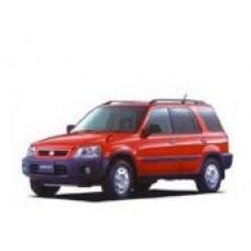 Автоковрики на Honda CR-V I (АКПП) правый руль (1997 - 2001)