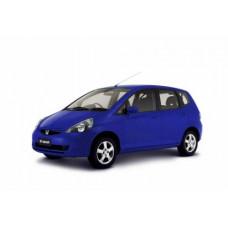 Каркасные шторки на Honda Fit I (GD) (2001 - 2008)
