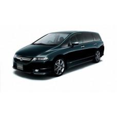 Автоковрики на Honda Odyssey III (RB1) 7 мест (2003 - 2008)