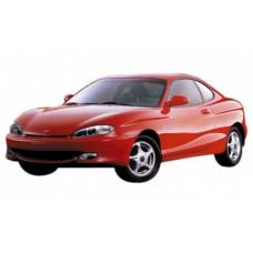 Автоковрики на Hyundai Coupe I (1996 - 2002)