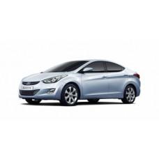 Автоковрики на Hyundai Avante V (MD) (2010 - 2015)