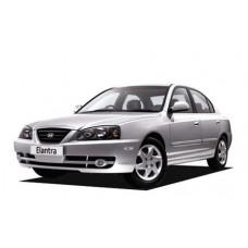 Автоковрики на Hyundai Elantra III (XD) (2000 - 2010)