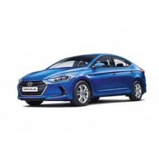 Автоковрики на Hyundai Elantra VI (AD) (2015 - ...)