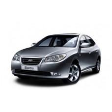 Автоковрики на Hyundai Elantra IV (HD) (2006 - 2011)
