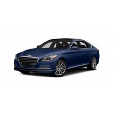 Автоковрики на Hyundai Genesis ll (DH) (2013 - 2016)