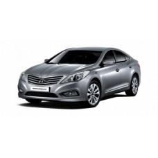 Автоковрики на Hyundai Grandeur V (HG) (2011 - 2016)